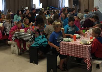 Dining Hall fun